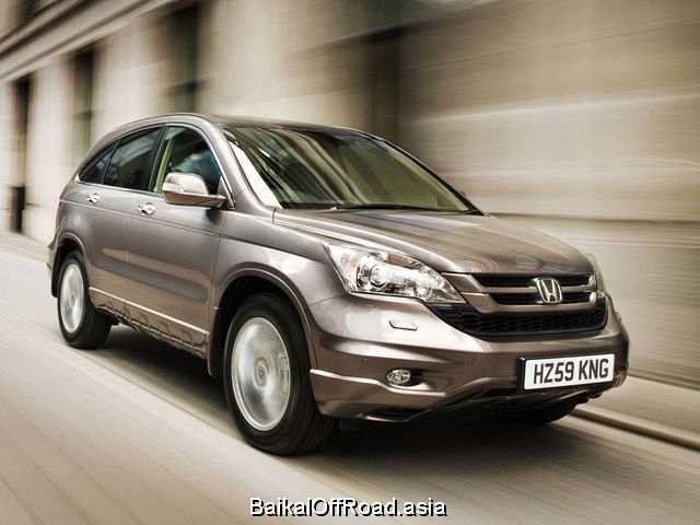 Honda CR-V (facelift) 2.0 (150Hp) (Автомат)