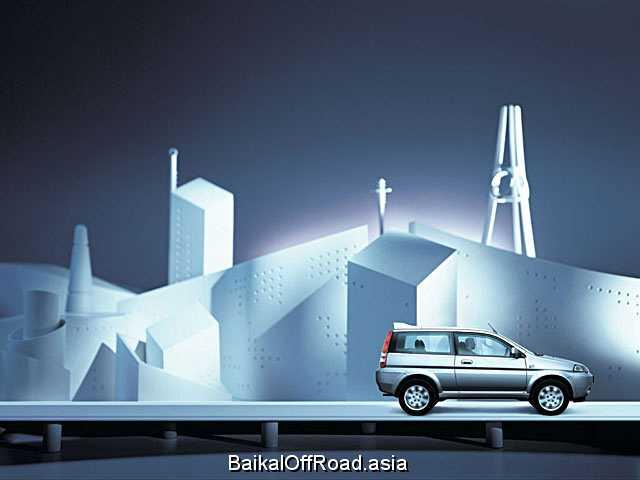 Honda HR-V 1.6 i 16V 4WD (124Hp) (Вариатор)