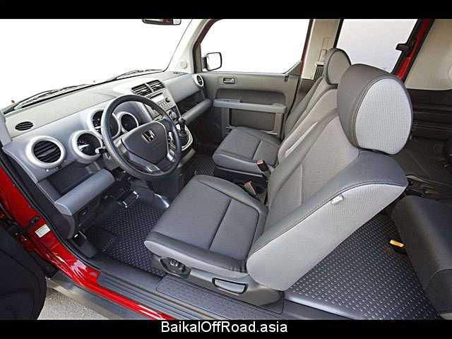 Honda Element 2.4 i 16V (162Hp) (Механика)