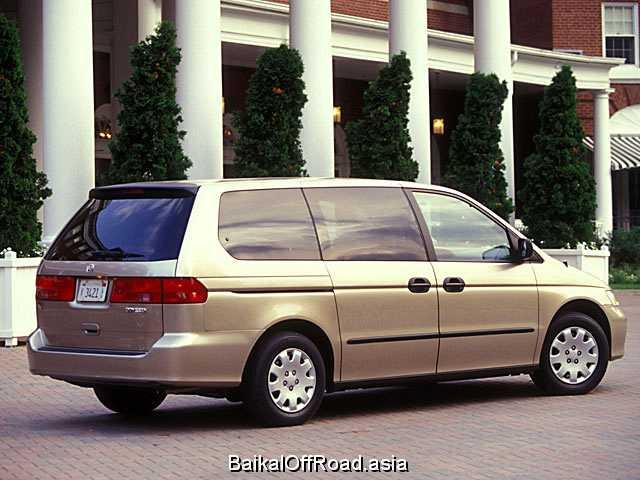 Honda Odyssey 3.5 (210Hp) (Автомат)