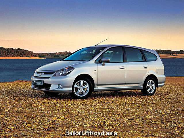 Honda Stream 1.8 (140Hp) (Автомат)