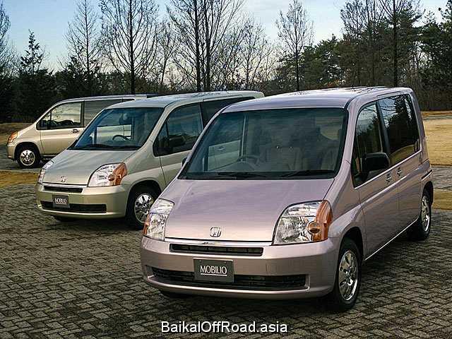 Honda Mobilio 1.5 i 16V (110Hp) (Механика)