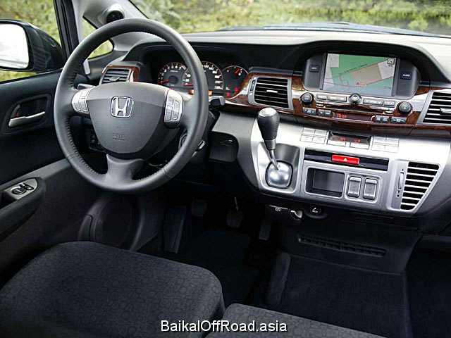 Honda FR-V 2.2 TD (140Hp) (Автомат)