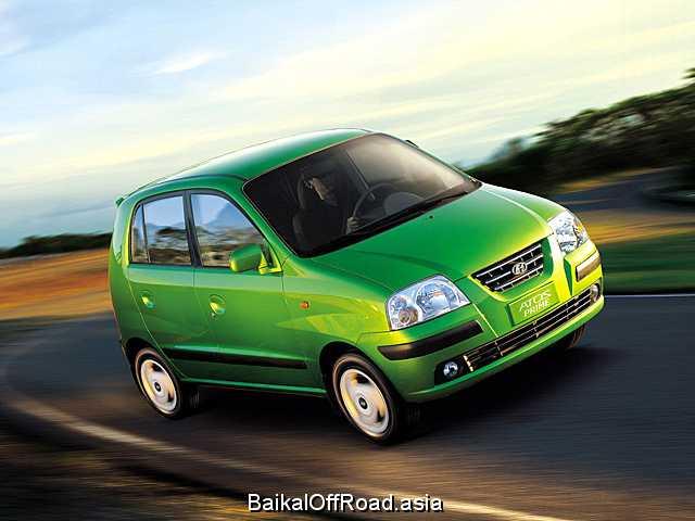 Hyundai Atos Prime 1.0 i (58Hp) (Механика)