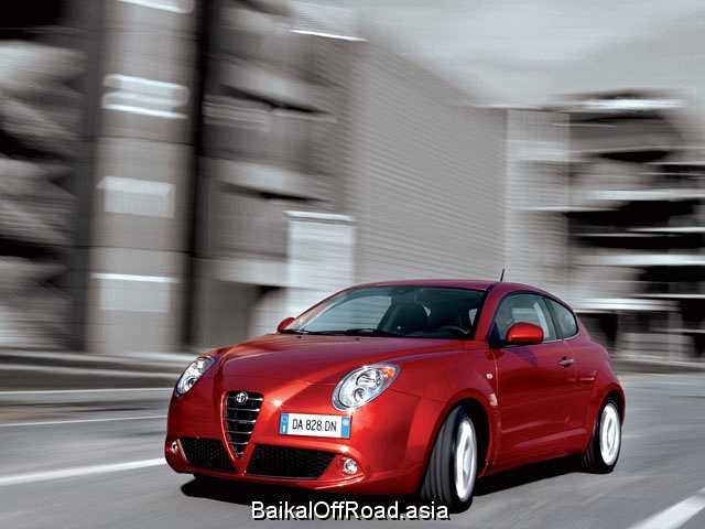 Alfa Romeo MiTo 1.6 TD (120Hp) (Механика)