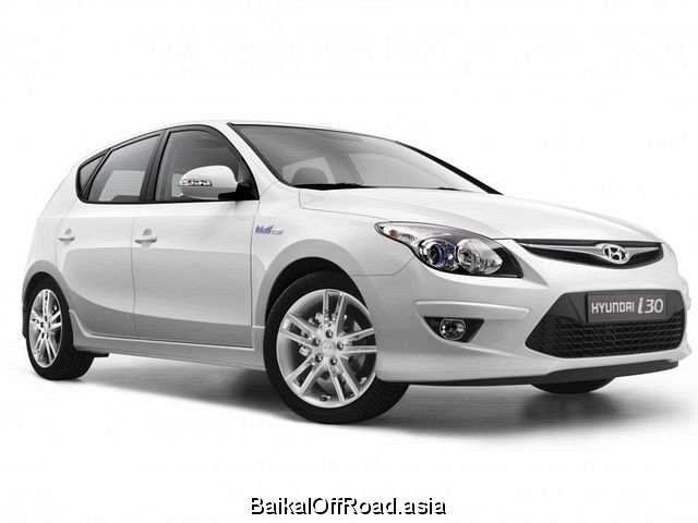 Hyundai i30 (facelift) 1.6D (113Hp) (Автомат)