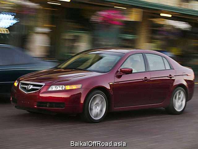 Acura TL 3.2 (203Hp) (Автомат)