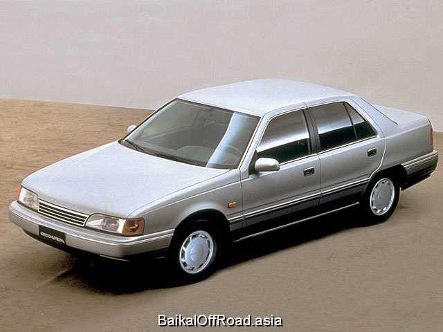 Hyundai Sonata 2.35 (114Hp) (Автомат)