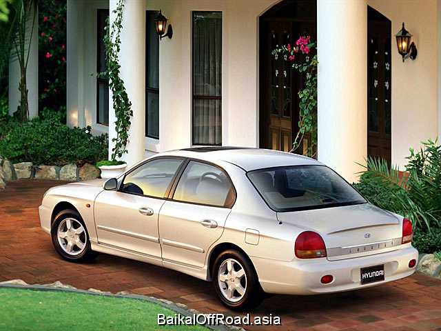 Hyundai Sonata 2.4 (138Hp) (Механика)