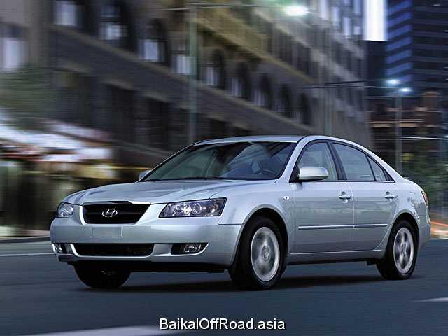 Hyundai NF 2.4 i 16V (161Hp) (Механика)