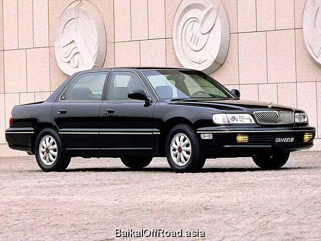 Hyundai Grandeur XG30 (168Hp) (Механика)