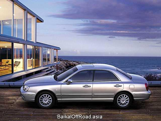 Hyundai XG 3.5 i V6 24V (197Hp) (Автомат)