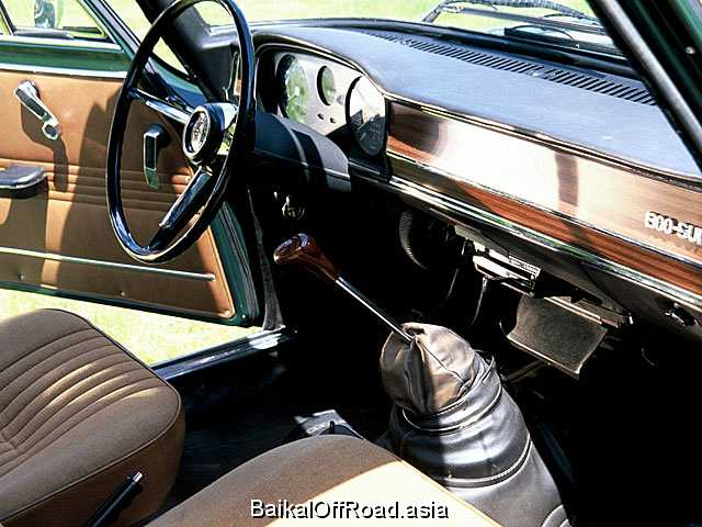 Alfa Romeo Giulia 1300 Super 1.3 (87Hp) (Механика)
