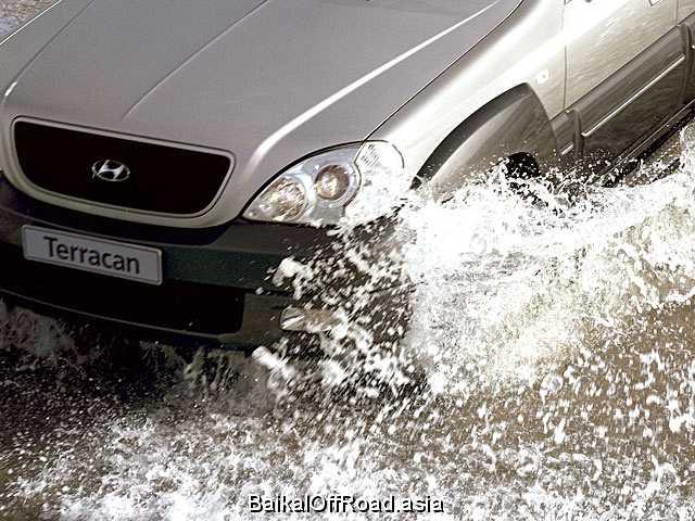 Hyundai Terracan 3.5 i V6 24V (195Hp) (Автомат)