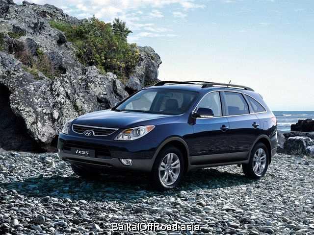 Hyundai ix55 3.8 (264Hp) (Автомат)