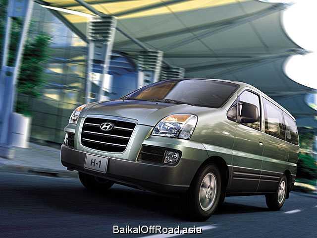 Hyundai H-1 2.4 i 4WD (110Hp) (Механика)