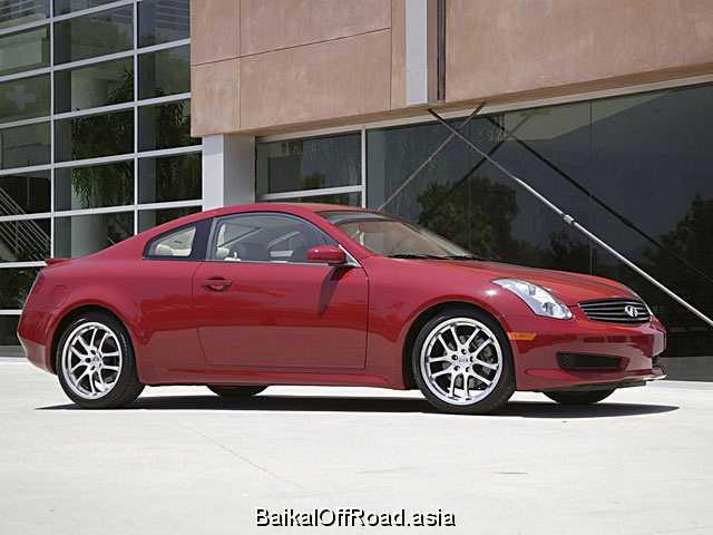 Infiniti G35 Sport Coupe G35 3.5 i V6 24V (283Hp) (Автомат)