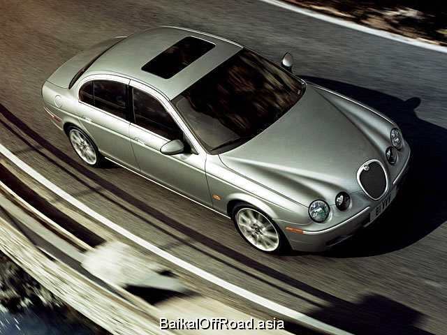 Jaguar S-type 2.7 D (207Hp) (Автомат)