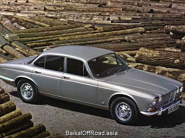 Jaguar XJ 4.2 (245Hp) (Автомат)