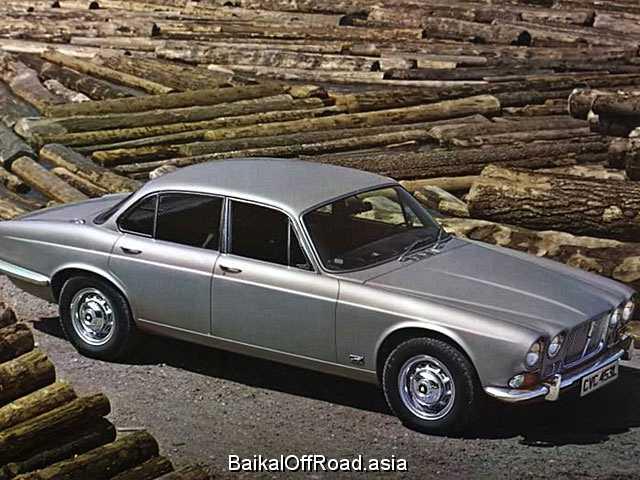 Jaguar XJ 6 2.9 (147Hp) (Механика)
