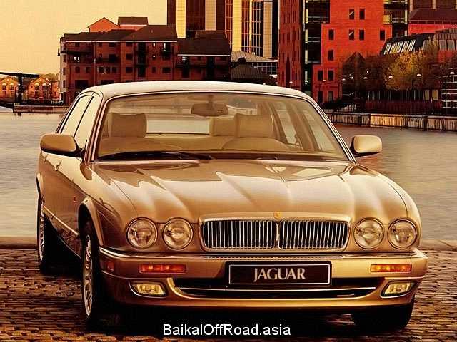 Jaguar XJ XJ6 3.2 i 24V Classic (211Hp) (Автомат)