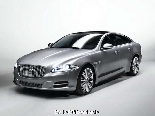Jaguar XJ Long 5.0 (510Hp) (Автомат)