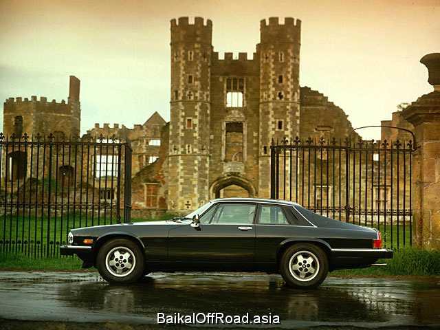 Jaguar XJS Coupe 5.3 H.E. (295Hp) (Механика)