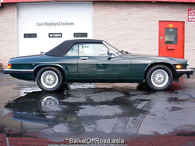 Jaguar XJS Convertible 5.3 (268Hp) (Механика)