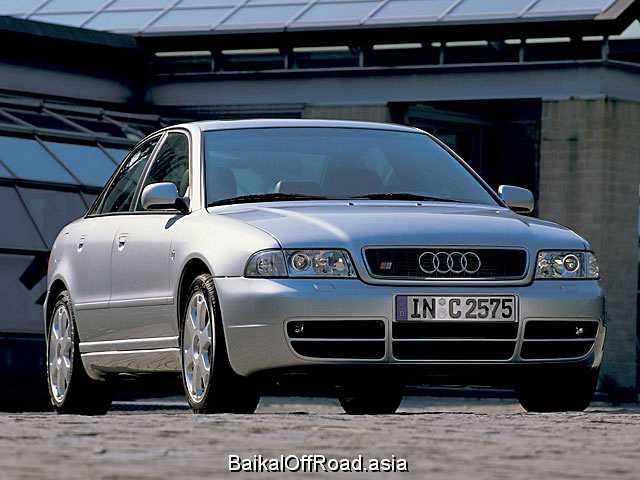 Audi S4 Avant 2.7 T (265Hp) (Механика)