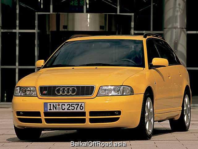 Audi RS4 Avant 2.7 T (380Hp) (Механика)
