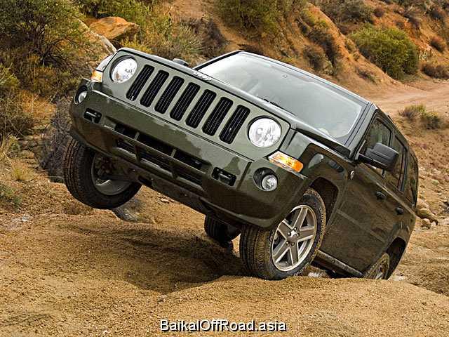 Jeep Patriot 2.4 i 16V 4WD (174Hp) (Механика)