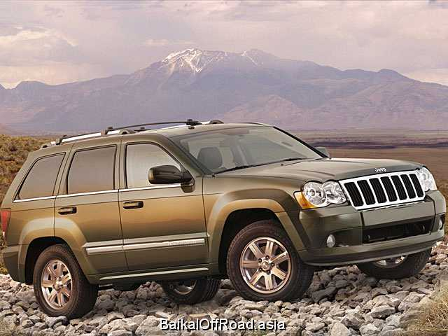 Jeep Grand Cherokee 6.1 i V8 SRT-8 4WD (432Hp) (Автомат)