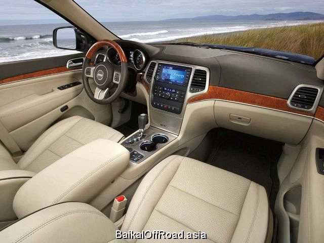 Jeep Grand Cherokee 5.7 (352Hp) (Автомат)