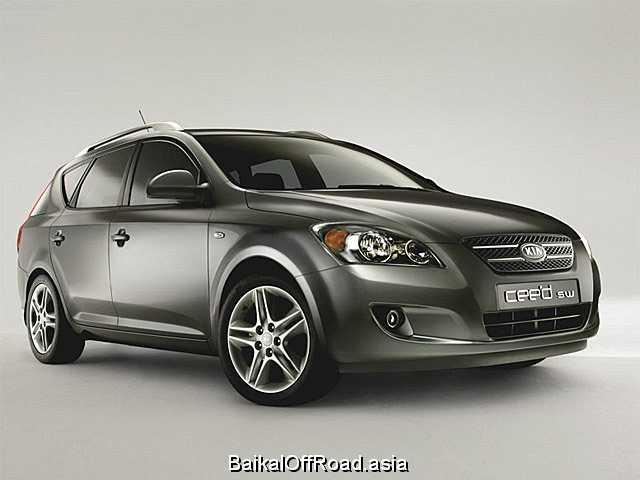 Kia Ceed Sporty Wagon 2.0 CRDi (140Hp) (Механика)