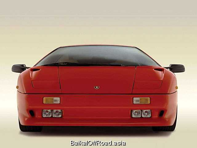 Lamborghini Diablo 6.0 V12 (550Hp) (Механика)