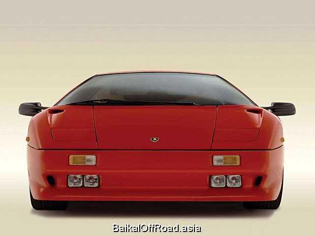 Lamborghini Diablo SV (530Hp) (Механика)