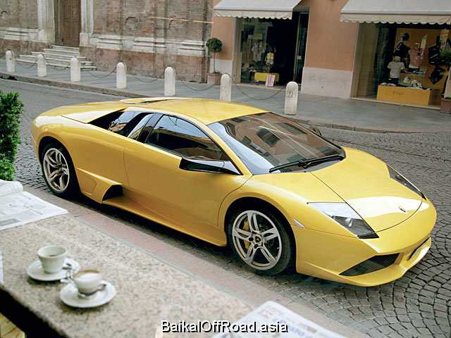 Lamborghini Gallardo 5.0 i V10 40V (500Hp) (Механика)