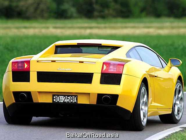 Lamborghini Gallardo Roadster 5.0 i V10 40V (500Hp) (Механика)