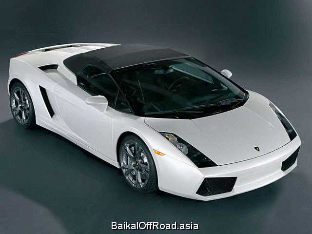 Lamborghini Gallardo Superleggera 5.0 (530Hp) (Механика)