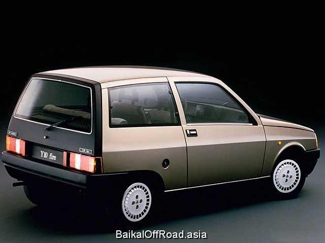 Lancia Y 1.1 (54Hp) (Механика)