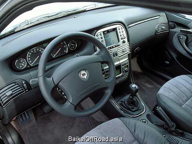 Lancia Lybra SW 2.0 20V (154Hp) (Механика)