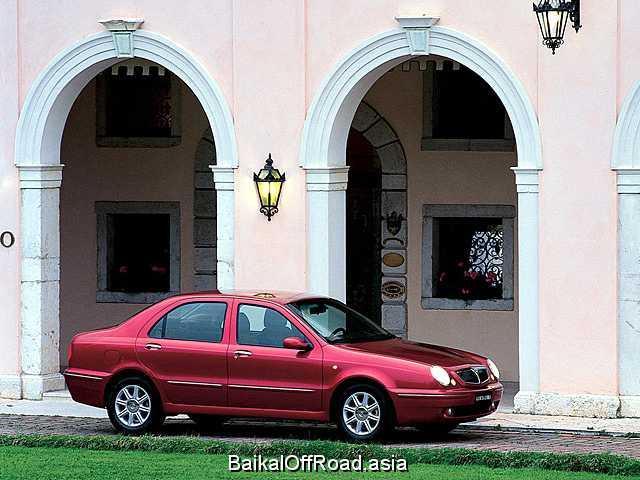Lancia Lybra 2.0 20V (150Hp) (Механика)