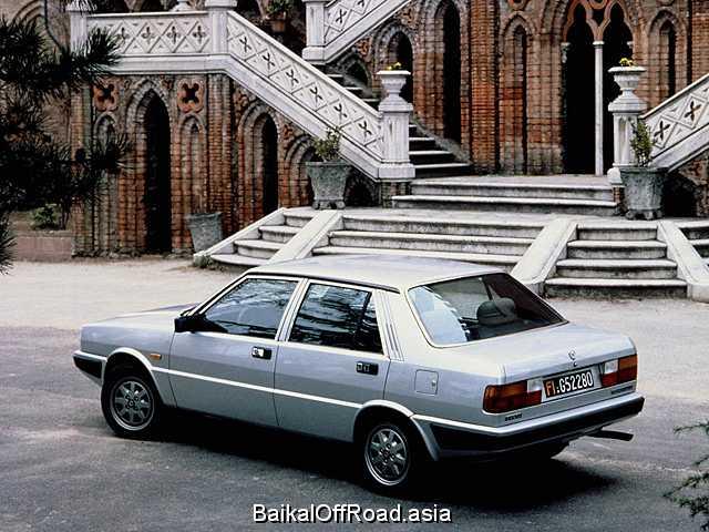 Lancia Prisma 1.9 Diesel (65Hp) (Механика)