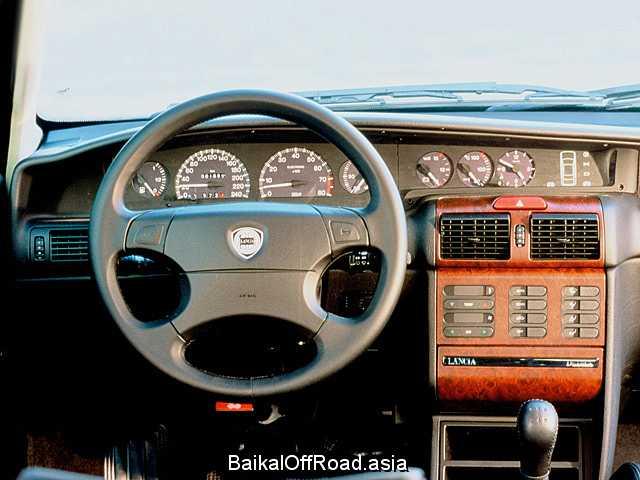 Lancia Dedra Station Wagon 2.0 16V (139Hp) (Механика)