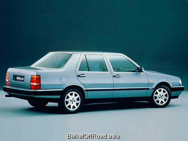 Lancia Thema 2000 16V Turbo (181Hp) (Механика)