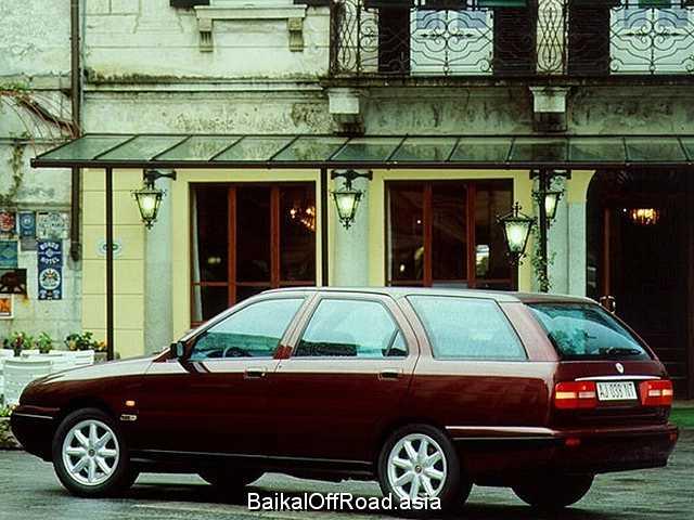 Lancia Kappa Station Wagon 3.0 24V (204Hp) (Механика)