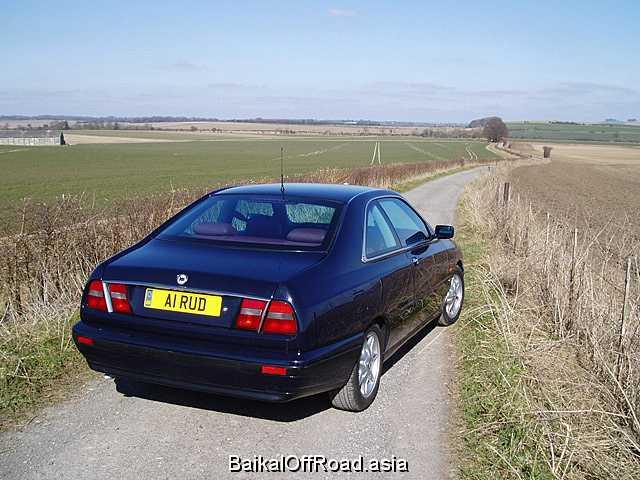 Lancia Thesis 2.0 20V Turbo (185Hp) (Механика)