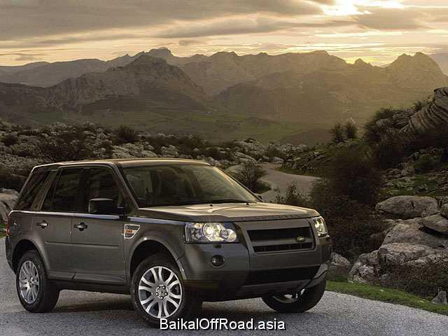 Land Rover Freelander 3.2 i V6 24V (233Hp) (Автомат)