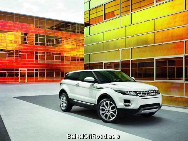 Land Rover Evoque 2.2D (190Hp) (Автомат)