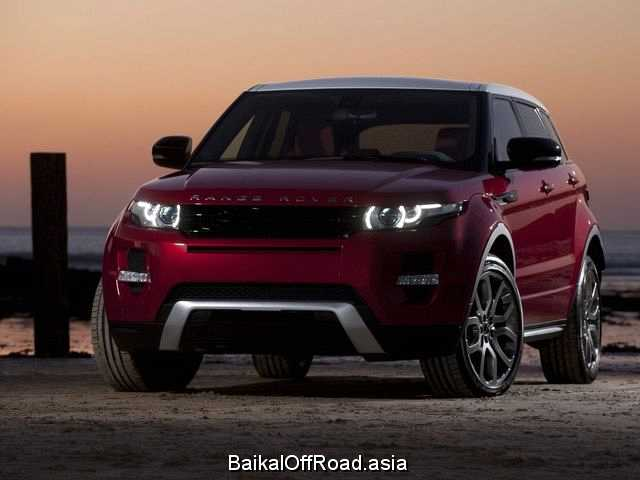 Land Rover Evoque 2.2D (190Hp) (Механика)